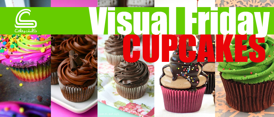 Visual Friday Cupcakes 888